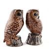 Tawny Owl salt and pepper