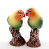 Love Birds Salt and Pepper Orange
