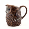 Tawny Owl Jug 4.5''
