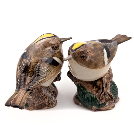 Goldcrest Salt and Pepper