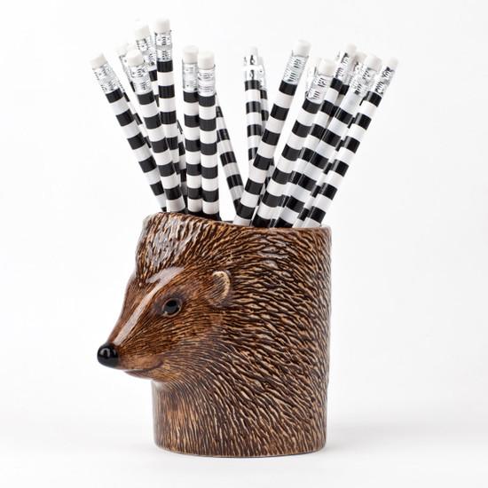 Hedgehog Pencil Pot