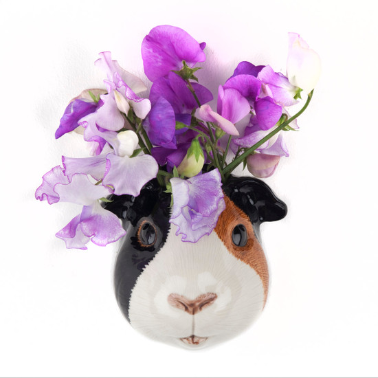 Guinea Pig Wall Vase small