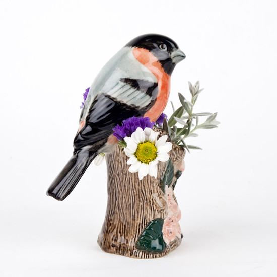 Bullfinch Bud Vase