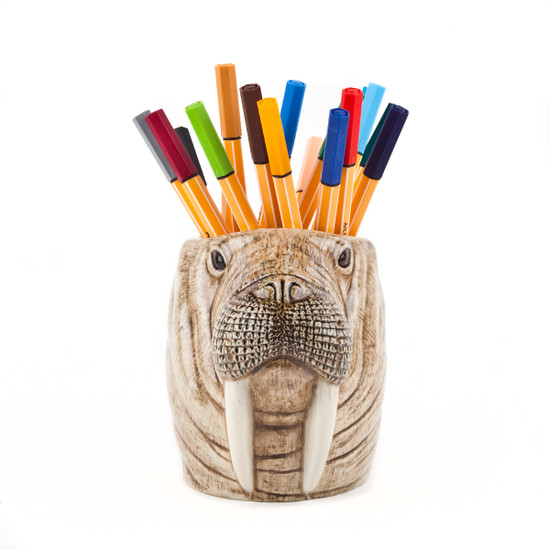Walrus Pencil Pot