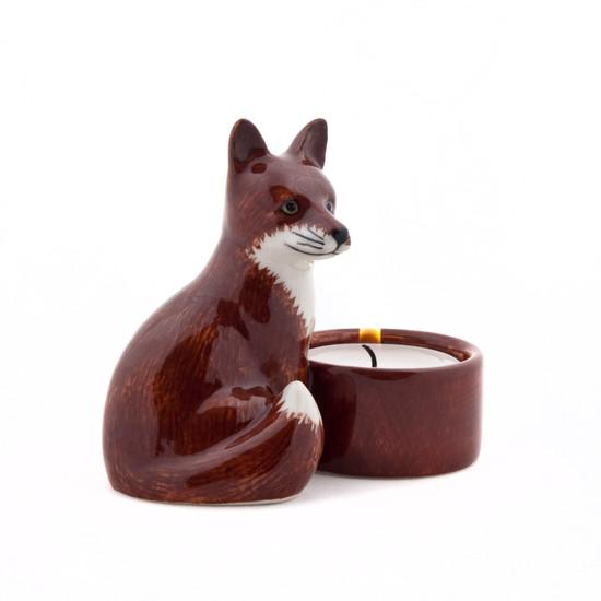 Fox Tea Light holder
