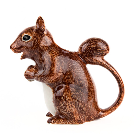 Squirrel Jug