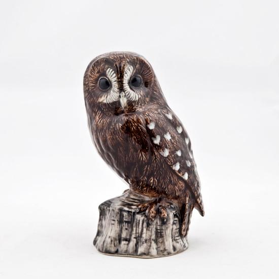 Tawny Owl Figure 4''