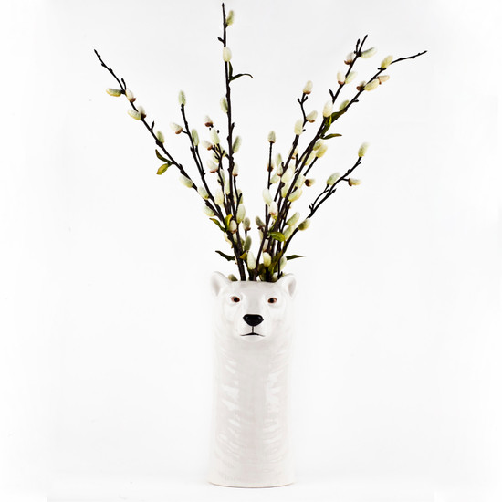 Polar Bear Flower vase