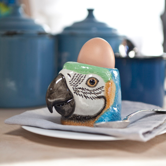 Macaw Egg Cup