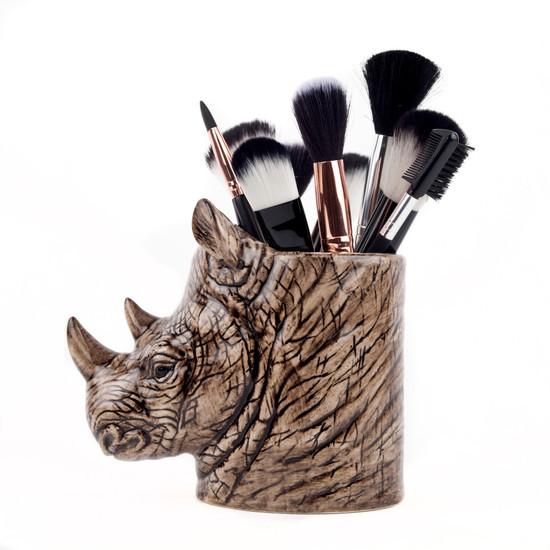 Rhino Pen Pot