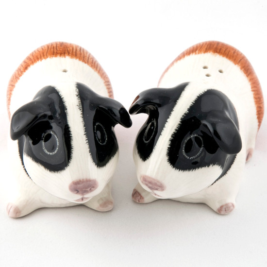 Guinea Pig Salt and Pepper Tri