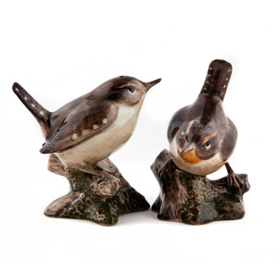 Wren Salt and Pepper