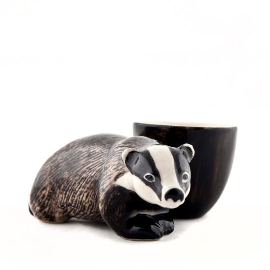 Badger Egg Cup