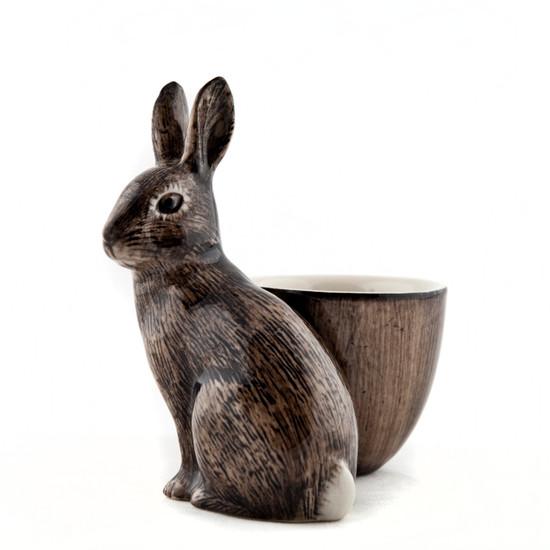Wild Rabbit Egg Cup
