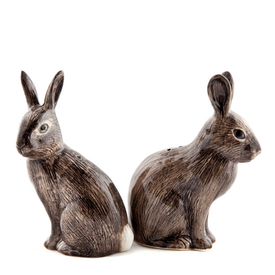 Wild Rabbit Salt and Pepper