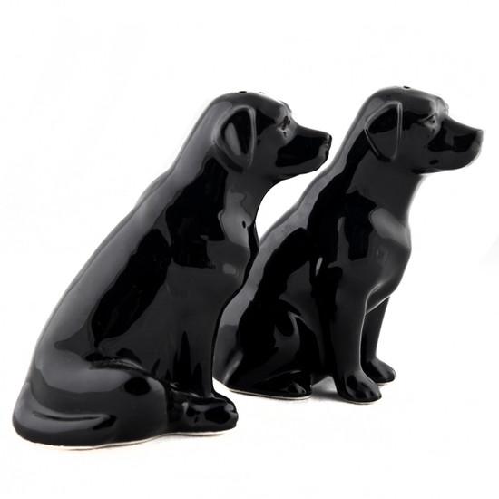 Labrador Salt and Pepper Black
