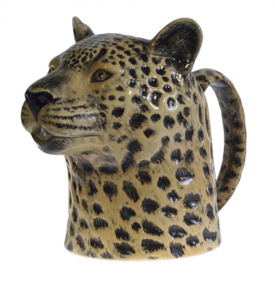Leopard Jug Small