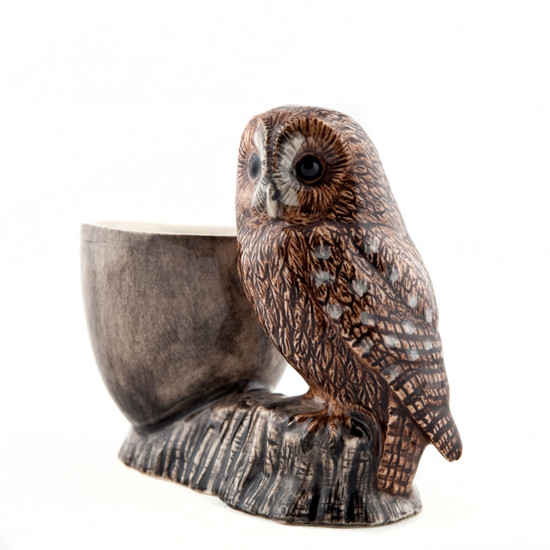 Tawny Owl Egg Cup