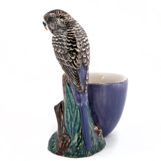 Budgerigar Egg Cup Violet