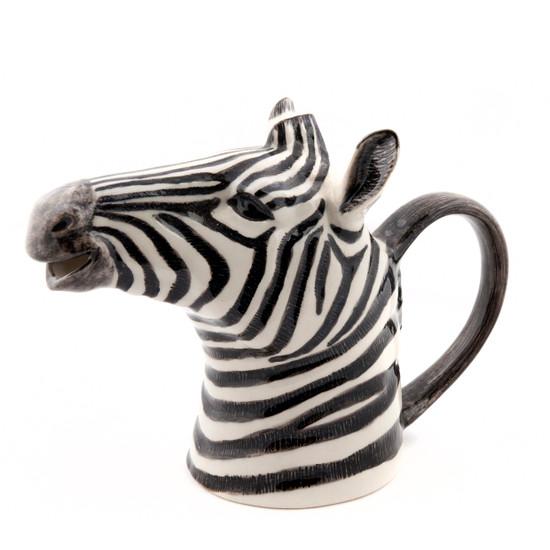 Zebra Jug Small