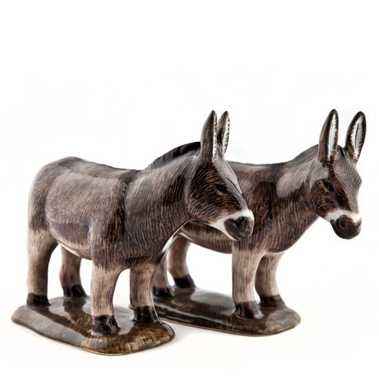 Donkey Salt and Pepper