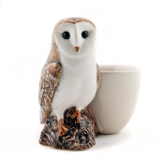 Barn Owl Egg Cup