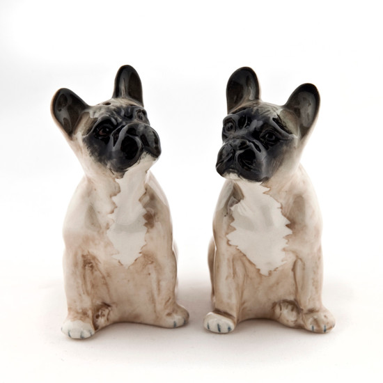 French Bulldog Salt and Pepper fawn