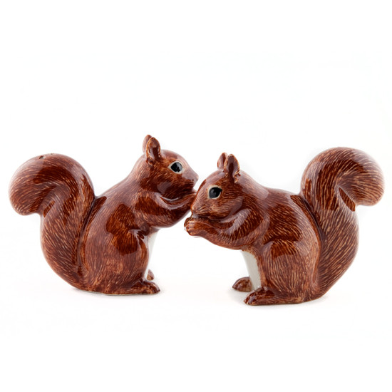 Squirrel salt and pepper