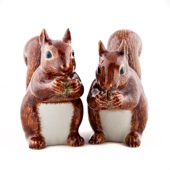 Squirrel salt and pepper