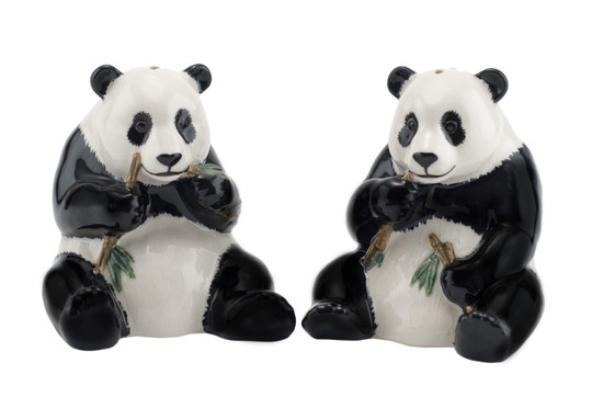 Panda Salt and Pepper