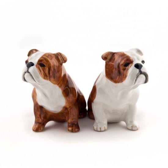 English Bulldog Figures