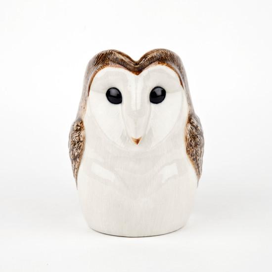 Barn Owl Jug 4.5''