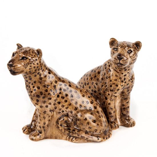 Leopard Salt and Pepper