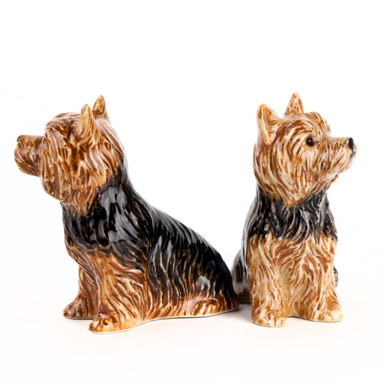Yorkshire Terrier Figures (2)