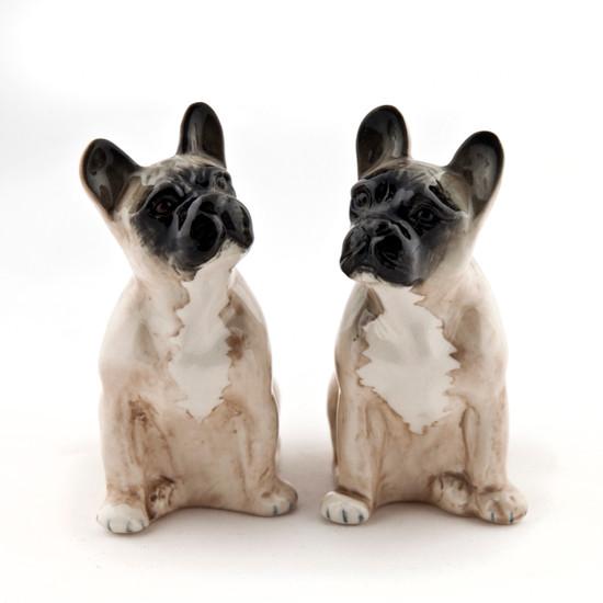 French Bulldog Figures Fawn (2)