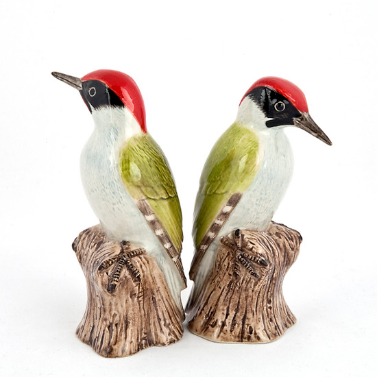 Woodpecker Figures (2)