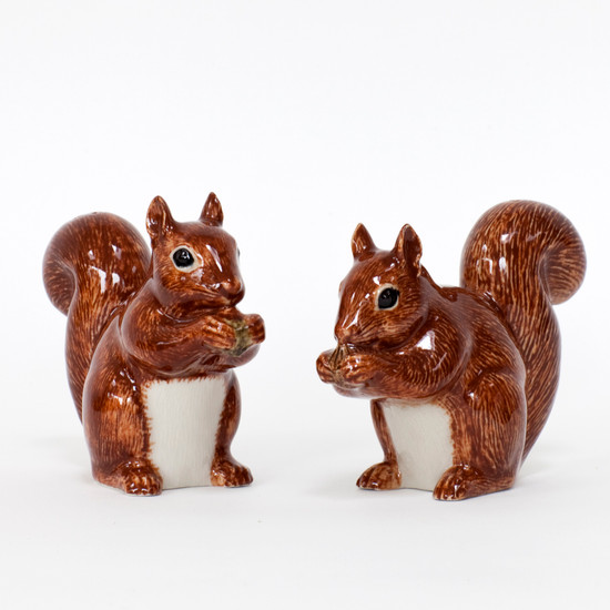 Squirrel Figures (2)