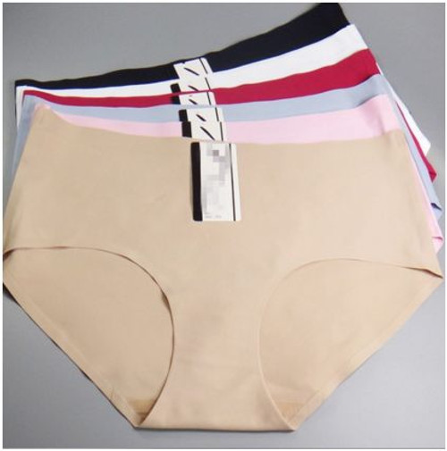 Women's Seamless Panties for Plus Sizes