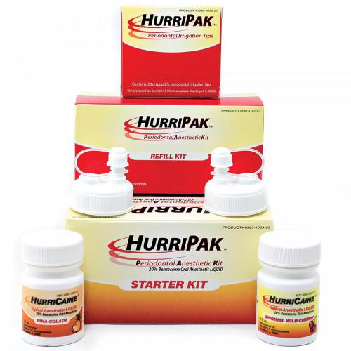 HurriPak Periodontal Anesthetic