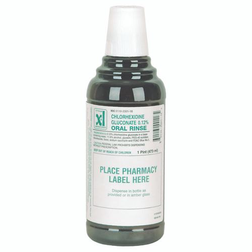 Chlorhexidine Gluconate Rinse 0.12%