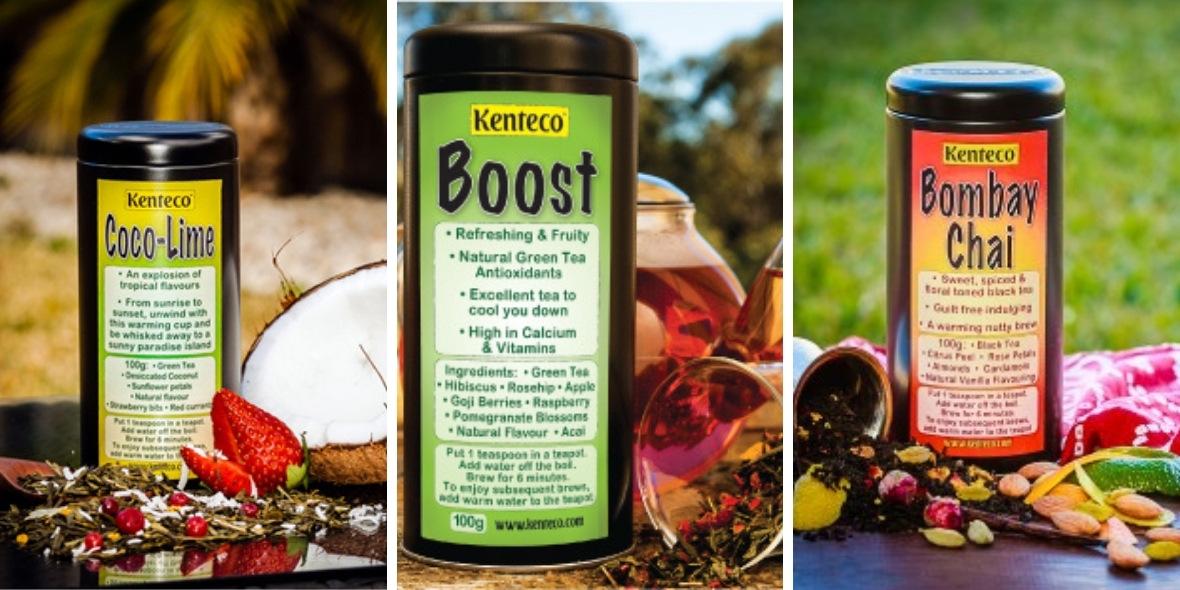 Kenteco Herbal Tea