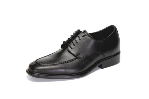 Neil M Men's President Oxford (Black Leather)