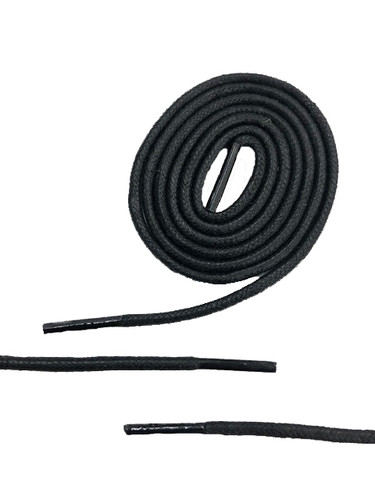 Replacement laces for Neil M Senator & Neil M President - Black