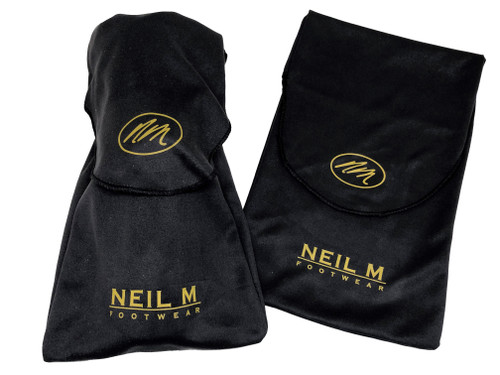 Pair of Neil M Shoe bags