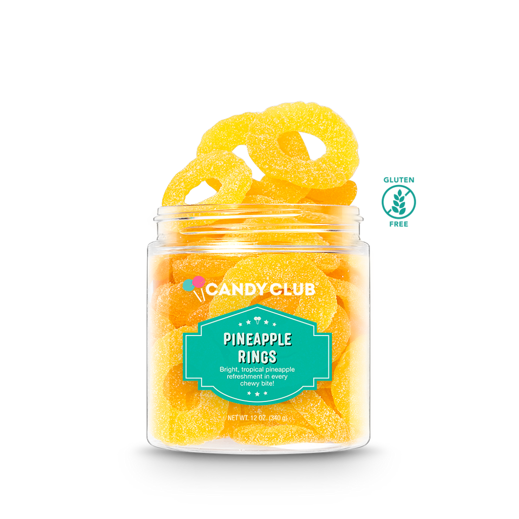 Candy Club - Pineapple Rings