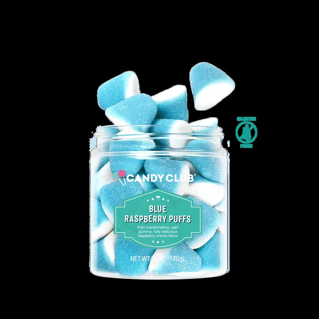 Candy Club - Blue Raspberry Puffs
