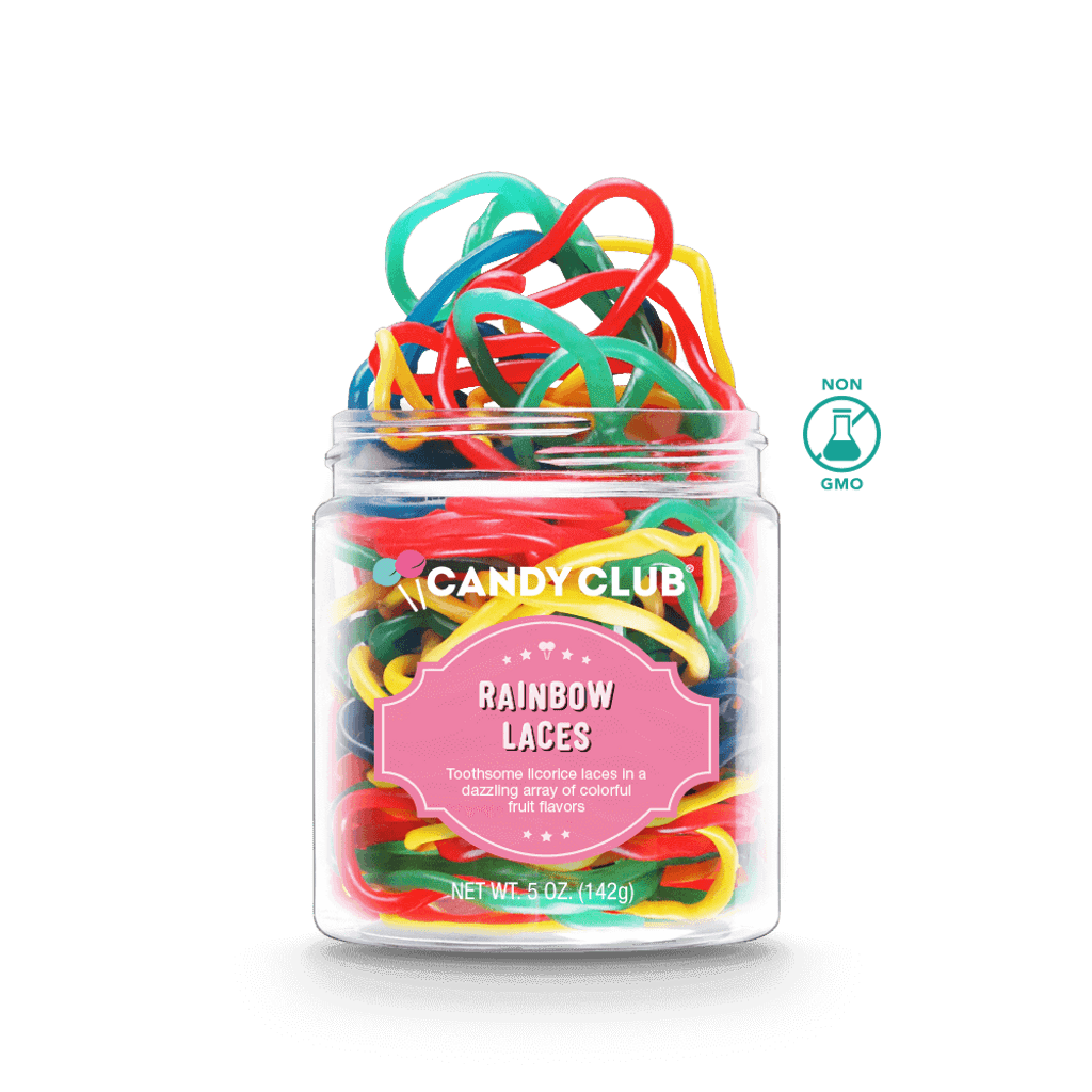 Candy Club - Rainbow Laces