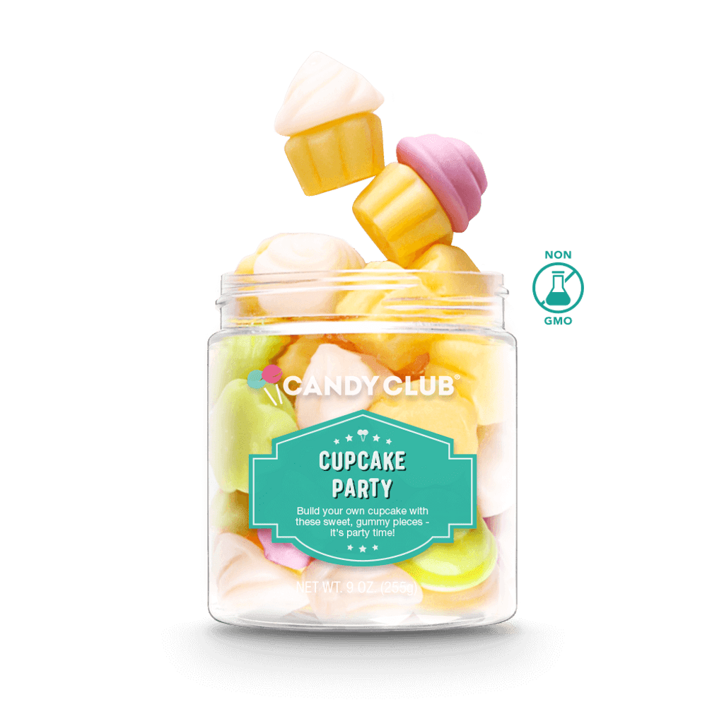 Candy Club - Cupcake Party