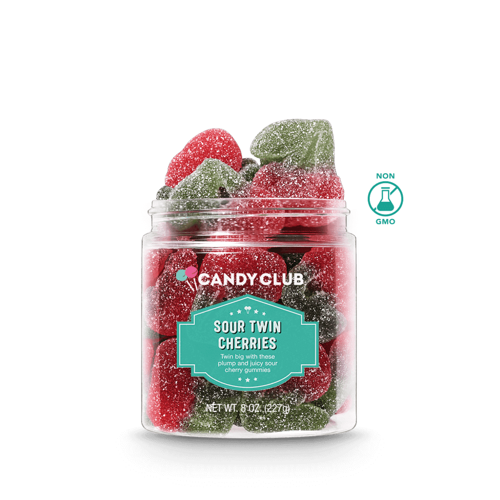 Candy Club - Sour Twin Cherries
