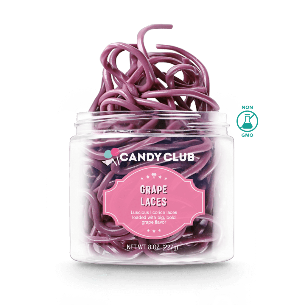 Candy Club - Grape Laces